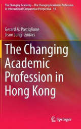 Omslag - The Changing Academic Profession in Hong Kong 2017