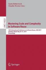 Omslag - Mastering Scale and Complexity in Software Reuse