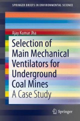 Omslag - Selection of Main Mechanical Ventilators for Underground Coal Mines 2017