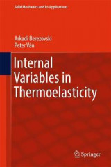 Omslag - Internal Variables in Thermoelasticity 2017