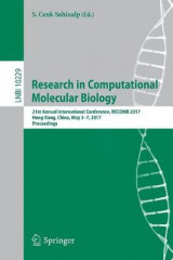 Omslag - Research in Computational Molecular Biology 2017