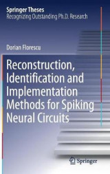 Omslag - Reconstruction, Identification, and Implementation Methods for Spiking Neural Circuits