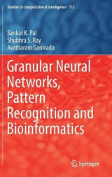 Omslag - Granular Neural Networks, Pattern Recognition and Bioinformatics