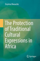 Omslag - The Protection of Traditional Cultural Expressions in Africa 2017