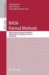 Omslag - NASA Formal Methods 2017