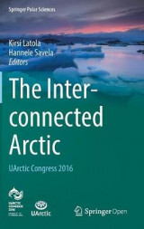 Omslag - The Interconnected Arctic - UArctic Congress 2016