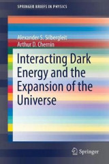 Omslag - Interacting Dark Energy and the Expansion of the Universe 2017