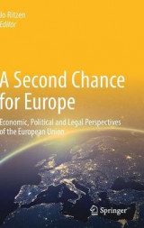Omslag - A Second Chance for Europe 2017