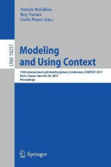Omslag - Modeling and Using Context