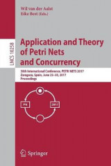 Omslag - Application and Theory of Petri Nets and Concurrency 2017