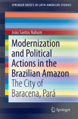 Omslag - Modernization and Political Actions in the Brazilian Amazon 2017