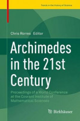 Omslag - Archimedes in the 21st Century