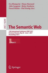 Omslag - The Semantic Web 2017: Part I