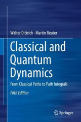 Omslag - Classical and Quantum Dynamics 2017
