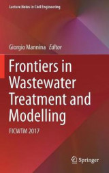 Omslag - Frontiers in Wastewater Treatment and Modelling 2017