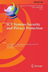 Omslag - ICT Systems Security and Privacy Protection 2017