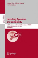 Omslag - Unveiling Dynamics and Complexity 2017
