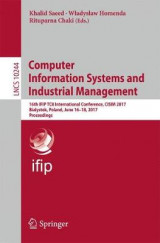 Omslag - Computer Information Systems and Industrial Management 2017
