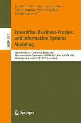 Omslag - Enterprise, Business-Process and Information Systems Modeling