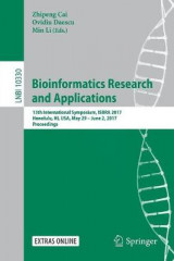 Omslag - Bioinformatics Research and Applications 2017