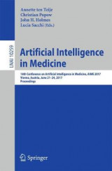Omslag - Artificial Intelligence in Medicine