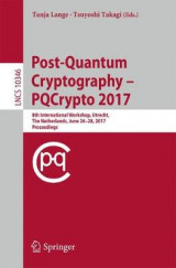 Omslag - Post-Quantum Cryptography