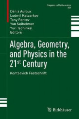 Omslag - Algebra, Geometry, and Physics in the 21st Century