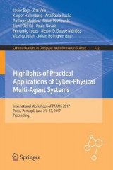 Omslag - Highlights of Practical Applications of Cyber-Physical Multi-Agent Systems