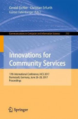 Omslag - Innovations for Community Services