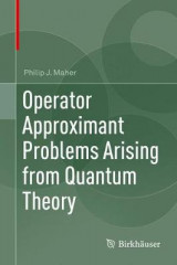Omslag - Operator Approximant Problems Arising from Quantum Theory