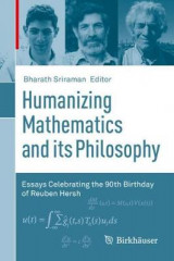 Omslag - Humanizing Mathematics and its Philosophy