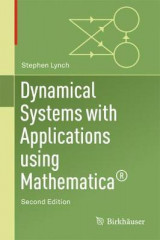 Omslag - Dynamical Systems with Applications Using Mathematica (R)