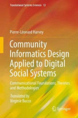 Omslag - Community Informatics Design Applied to Digital Social Systems