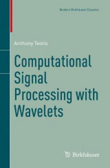 Omslag - Computational Signal Processing with Wavelets