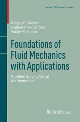 Omslag - Foundations of Fluid Mechanics with Applications