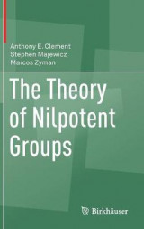 Omslag - The Theory of Nilpotent Groups