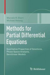Omslag - Methods for Partial Differential Equations