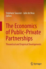 Omslag - The Economics of Public-Private Partnerships