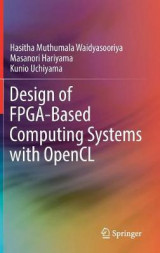 Omslag - Design of FPGA-Based Computing Systems with OpenCL