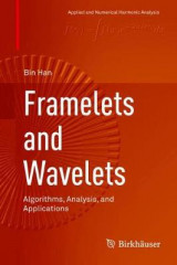 Omslag - Framelets and Wavelets