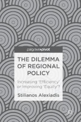 Omslag - The Dilemma of Regional Policy