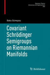 Omslag - Covariant Schroedinger Semigroups on Riemannian Manifolds