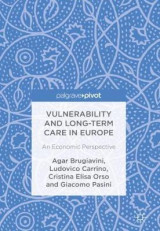 Omslag - Vulnerability and Long-term Care in Europe
