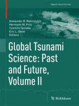 Omslag - Global Tsunami Science: Past and Future. Volume II