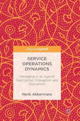 Omslag - Service Operations Dynamics