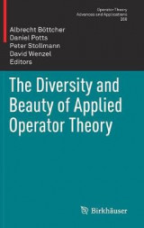 Omslag - The Diversity and Beauty of Applied Operator Theory