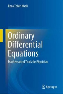 Ordinary Differential Equations av Raza Tahir-Kheli (Innbundet)