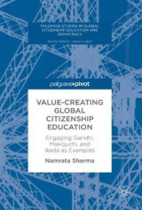 Omslag - Value-Creating Global Citizenship Education