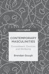 Omslag - Contemporary Masculinities