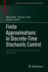 Omslag - Finite Approximations in Discrete-Time Stochastic Control